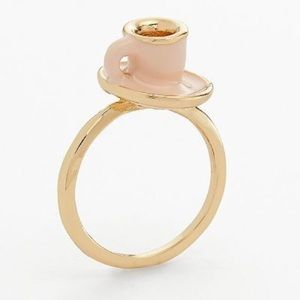 Lauren Conrad Teacup Ring